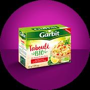 garbit 2019 Taboulé BIO aux tomates de plein champ