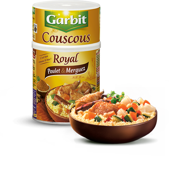 couscous royal poulet merguez