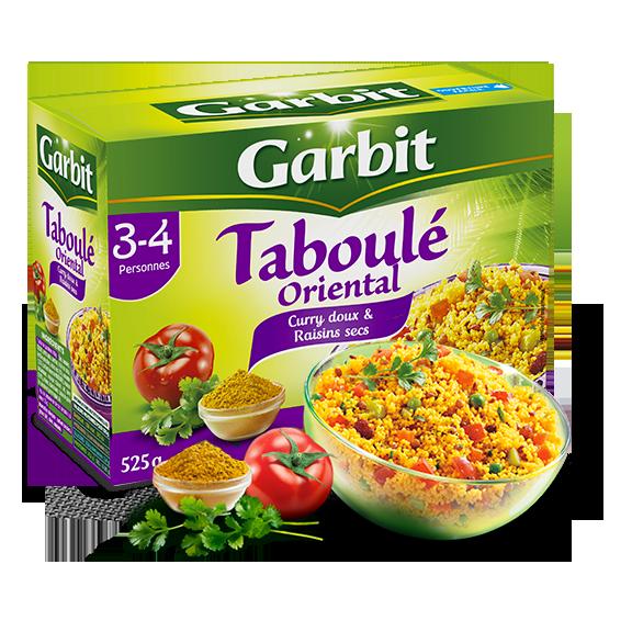taboulé oriental par Garbit